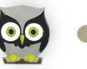 Hoot Owl Belt Buckle