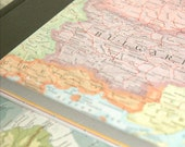 RESERVED FOR DEDE - Custom travel journal