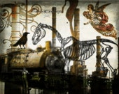 Dream World Surreal and Bizarre Gothic Steampunk