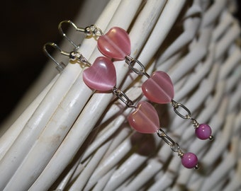 Hearts Aglow Earrings
