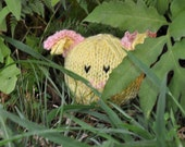 Cute Creatures - Bunny Stuffed Animal Amigurumi Toy