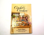 Cricket's Cookery Cookbook, Vintage 1970s Children's Recipe Book