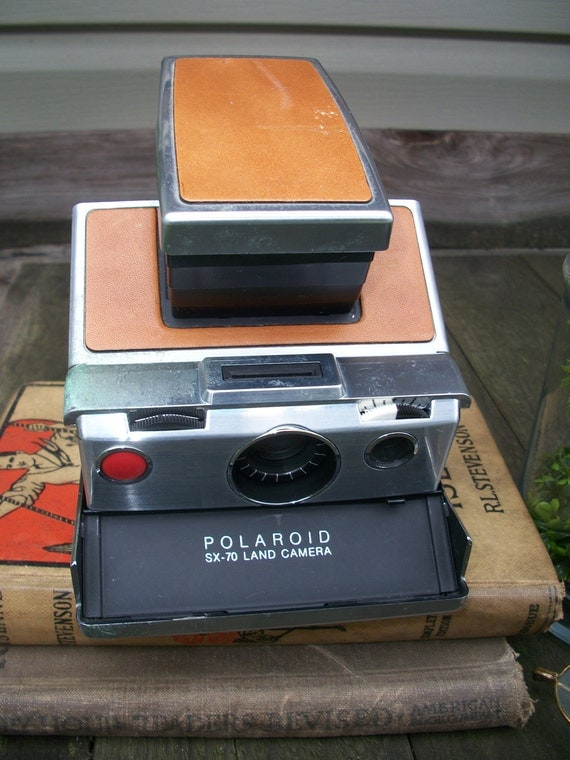 Reserved order for David- SALE- Rare, Vintage, Polaroid SX-70 Land Camera