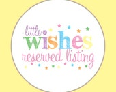 Reserved listing for luvs2teach