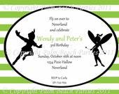 INVITATION - Neverland Collection