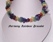 Rainbow Chakra Harmony Bracelet