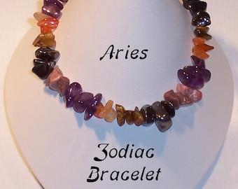 Zodiac Bracelet - Aries