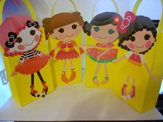 Sale this Week Sweet Doll Favor Bags