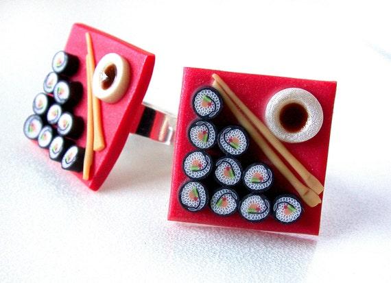 Maki Roll Dish. Ring.