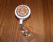 GO Tennessee Vols Retractable ID badge reel