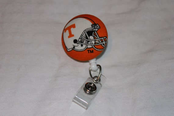 University of Tennessee Vols Inspired Retractable Badge Reel