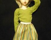 Ms. Stipes - MSD Skirt