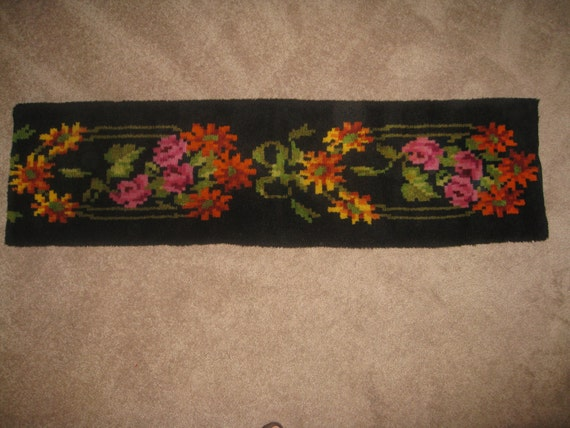 Sofa Runner By Onlychildsattic On Etsy