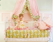 Beautiful and Precious Addison Baby Bedding Collection- Includes 4 Pieces