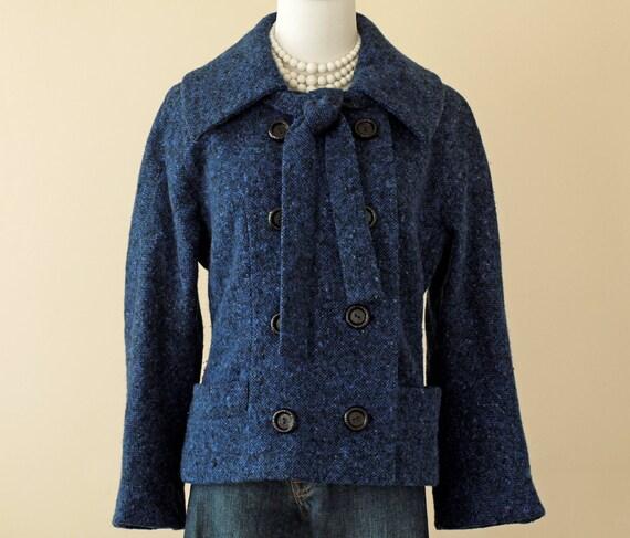 1950s Dior Blazer / 50s Dior Jacket // La Belle Fille