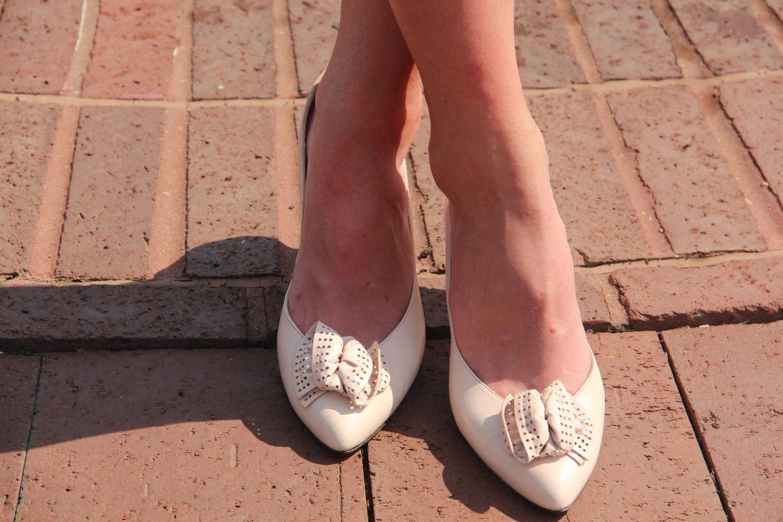Pastel Kitten Heels - Is Heel