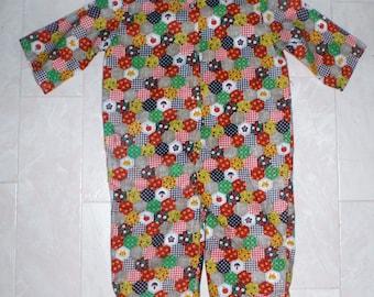 Baby pajamas overall