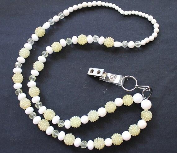 jewelry id card holder