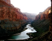 Morning in the Grand Canyon 8x10 Photograph
