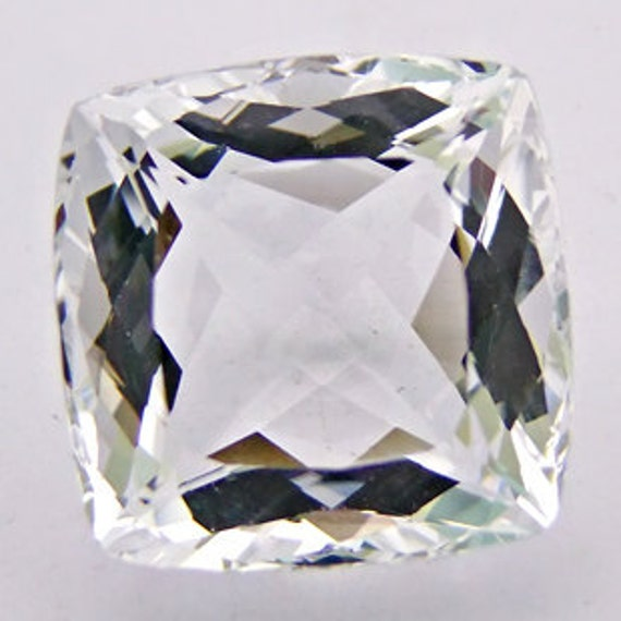 37.75 CARAT African Naturally SPARKeLING bLING Clear White Rock Quartz Stunningly Cut Beautiful HUGE Gemstone