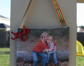 Personalized Fabric Christmas Ornament