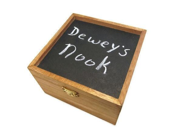 Chalk Board Box
