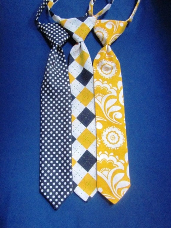 Baby/Toddler Neck Tie: Many Choices Available
