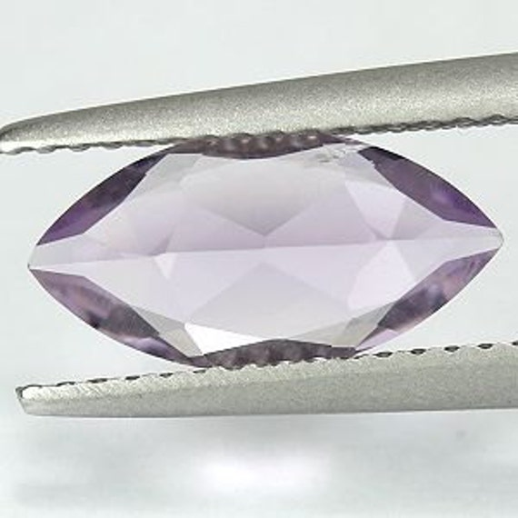 Guaranteed Natural Violet Amethyst 1.66 ct. VVS 12x6.2x4.1mm Elegant Marquise Loose Gemstone qqs Take 20% Off