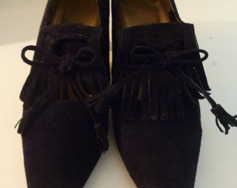 size 6 1/2 M / Victorian Inspired Shoes