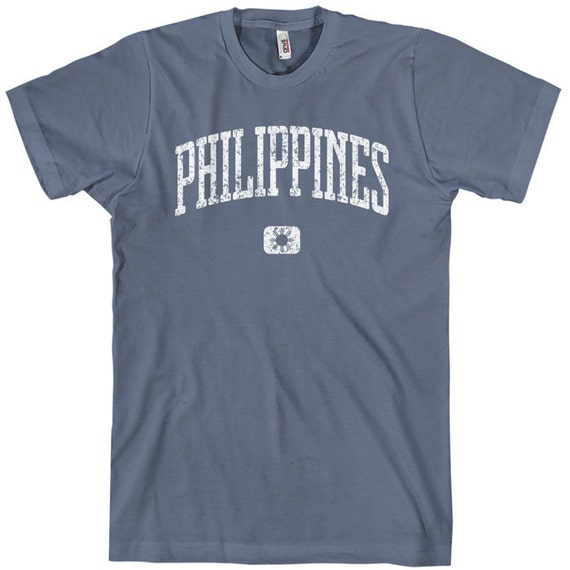 Philippines T-shirt - Men and Unisex - Filipino Tee - XS S M L XL 2x 3x 4x - Pilipinas - 4 Colors