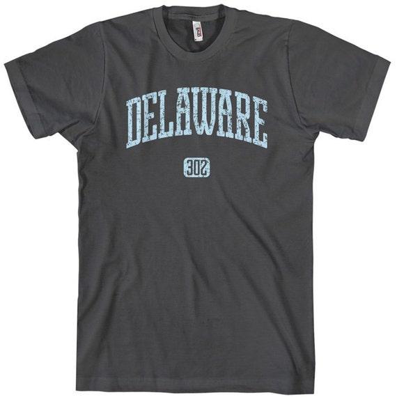Delaware 302 Tee - Men and Unisex T-shirt - XS S M L XL 2x 3x 4x - Tee - 4 Colors