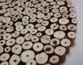 Wooden Mandala Wall Decor