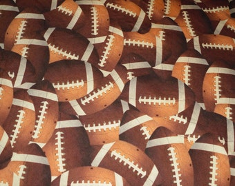 Football Baby Bedding Crib Toddler Football Fitted Sheet