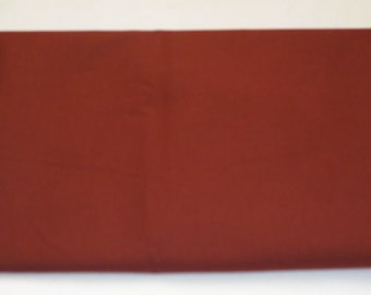 Cocoa Brown Solid Color  Baby Toddler Bed Fitted Sheet