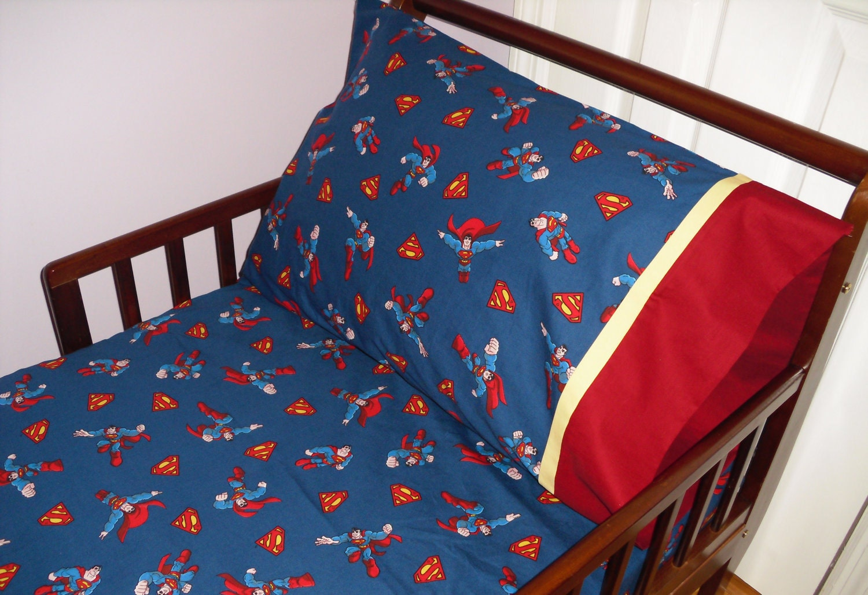 Superman Baby Toddler Sheet Set Superman By