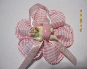 Baby Shower capia/rosette for baby shower