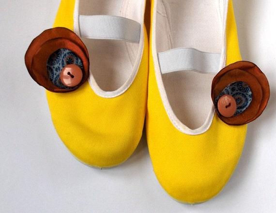 peacock /ballet flats shoes wedding woman poletsy fashion gift elegant spring summer comfortable yellow brown tangerin shinnig asymetric