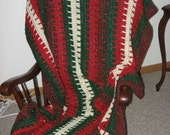Christmas Dew Drop Chair-Runner (Please Note- Ready to Ship)