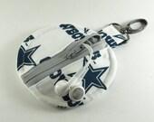 Earbud Case - Dallas Cowboys
