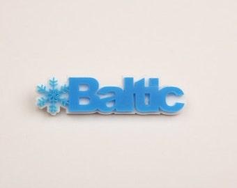 Baltic badge