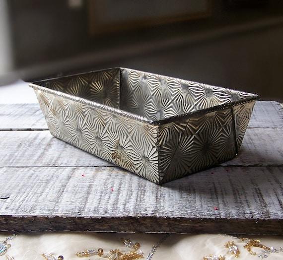 Vintage Metal Ovenex Bread Pan Mold By Aandnmercantile
