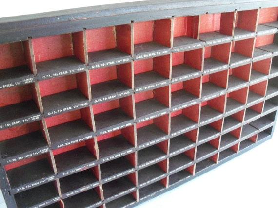 Industrial Chic Store Office Display Wood Display Shelf