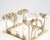 Reserved for MALINABLUE - Four Seasons Diorama
