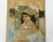 "Rare Antique Childrens Book ""Robin Redbreast"""