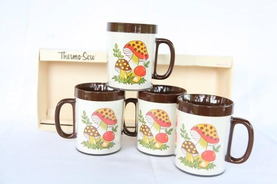 Merry Mushroom Cup Set