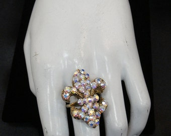 Dainty Fleur Di Lis Ring