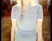 Striped Tennis Dress