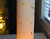 on SALE NOW - CUSTOM lampshade for intimate space - the original by arcasha - special gift for Valentine's day