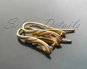 Gold Vermeil French Ear Wire Hook Wing with Pinch Bail for Swarovski Crystals 925 model ES23 AU 1 pair