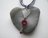 True Love Sea Glass Necklace